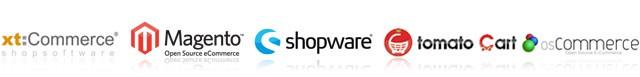 unterschiedlichste Shop Systeme
